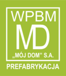 Logotyp MD Prefabrykacja