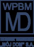 Logotyp MOJ DOM SA